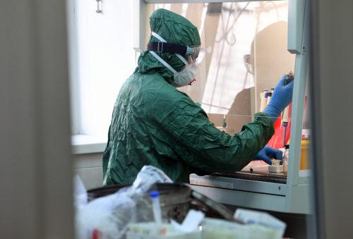 Информация оперативного штаба по предупреждению завоза и распространения коронавирусной инфекции в Тверской области за 12 сентября