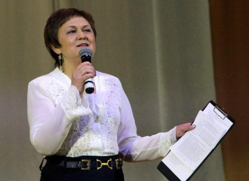 С юбилеем, Лилия Рияновна!