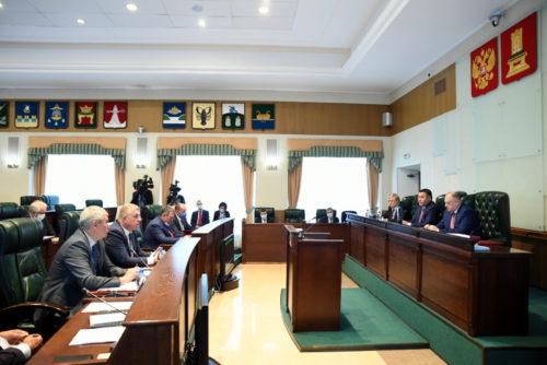 Внесены поправки в Устав Тверской области