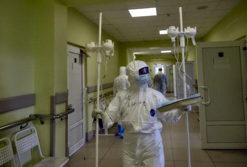 Информация оперативного штаба по предупреждению завоза и распространения коронавирусной инфекции в Тверской области за 26 октября