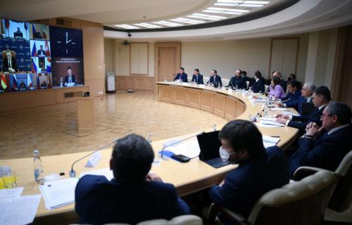 Игорь Руденя в Правительстве России принял участие в совещании по концепции газификации Российской Федерации