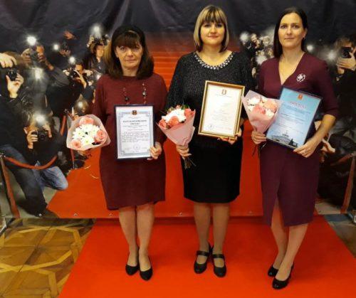 В канун профессионального праздника наши культработники получили заслуженные награды