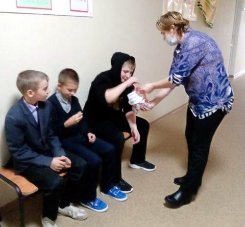 В Степурине отметили День доброты