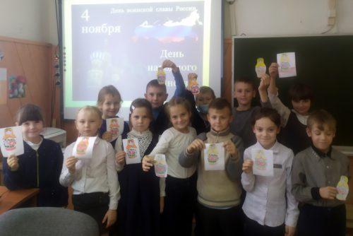 Школьники открыли для себя новые страницы истории своей Родины