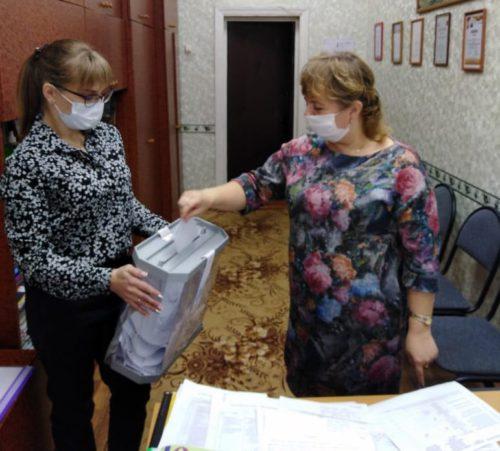 В школе на станции Старица избрали нового Президента школы