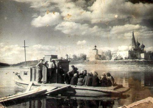 Старица - порт пяти морей
