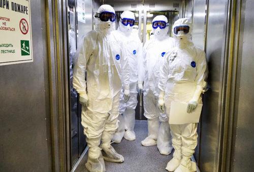 Информация оперативного штаба по предупреждению завоза и распространения коронавирусной инфекции в Тверской области за 22 ноября