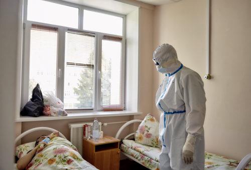 Информация оперативного штаба по предупреждению завоза и распространения коронавирусной инфекции в Тверской области за 23 ноября