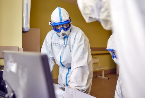 Информация оперативного штаба по предупреждению завоза и распространения коронавирусной инфекции в Тверской области за 29 ноября