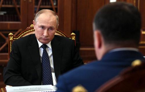 Президент России Владимир Путин провёл встречу с Губернатором Игорем Руденей