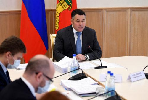 Игорь Руденя вошел в ТОП-5 глав регионов с сильным влиянием по рейтингу АПЭК за ноябрь