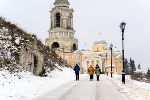 Городище преобразилось: в Старице торжественно открыт ещё один объект!