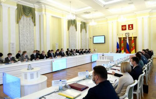 В 2021 году в Тверской области по Адресной инвестиционной программе построят и реконструируют 69 объектов инфраструктуры и социальной сферы