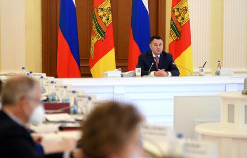 В ближайшие три года в Тверской области отремонтируют почти 2500 километров дорог