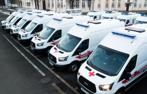 К концу 2021 года в Тверской области будет полностью централизована система скорой медицинской помощи