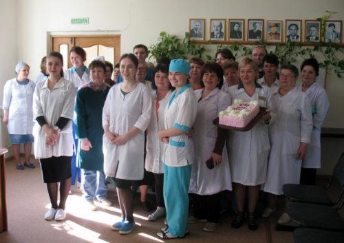 С Днём рождения, Больница! С 210-летием!