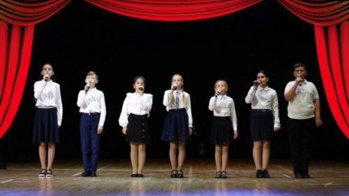 Встреча дошкольников и юных музыкантов прошла в новом формате