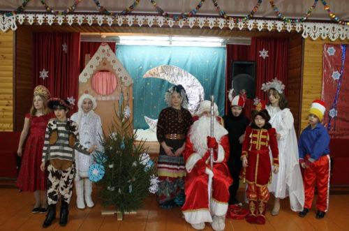 В Братково пришла новогодняя сказка