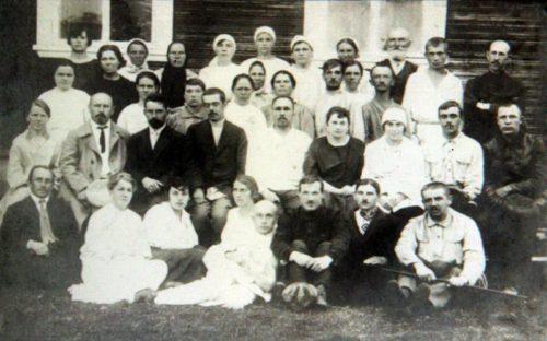 Светлые лица Старицкой больницы