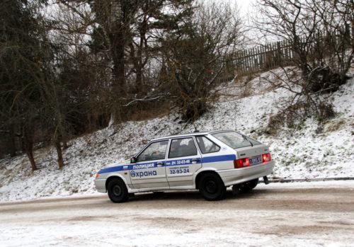 Полицейские задержали подозреваемого в незаконном хранении наркотиков