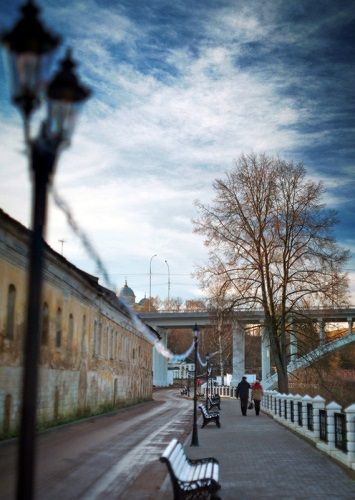 «Лица улиц» Алексея Кубрака
