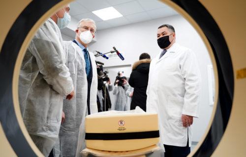 Министр здравоохранения РФ Михаил Мурашко высоко оценил работу медицины Верхневолжья