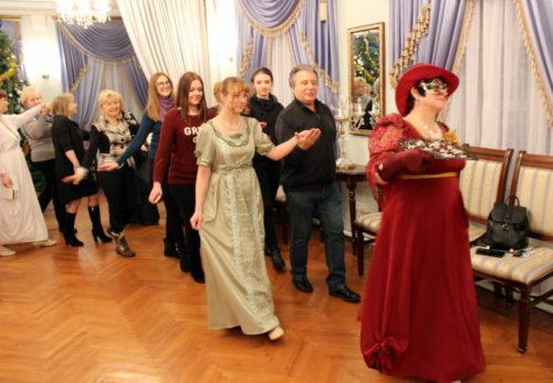 В Бернове пройдёт рождественский бал