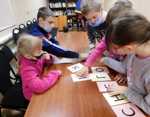 В Волшебную школу Снеговиков и Снеговичек отправились ребята из семейного клуба «Читайка»