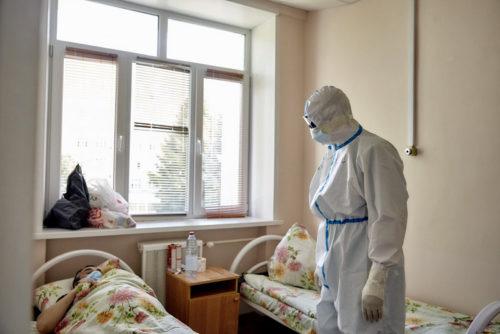 Информация оперативного штаба по предупреждению завоза и распространения коронавирусной инфекции в Тверской области за 6 января