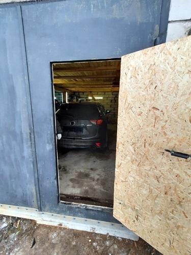 Полицейские раскрыли угон автомобиля
