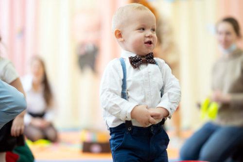 В Доме культуры собрались Baby Boss