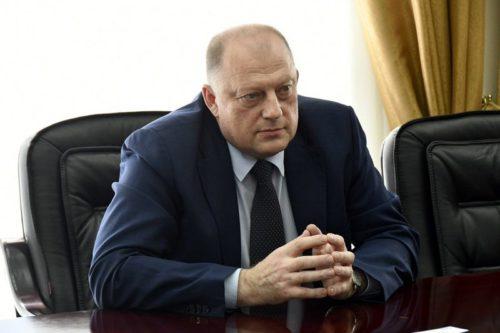 Председатель Законодательного Собрания Тверской области Сергей Голубев проведёт приём граждан