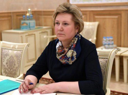 Валентина Новикова назначена заместителем Председателя Правительства Тверской области