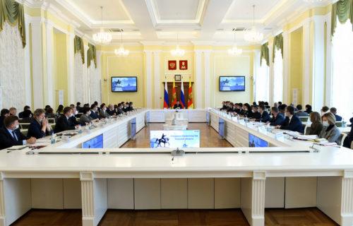 В 2020 году в Тверской области по Адресной инвестиционной программе построено 38 объектов: детские сады, котельные, газовые сети