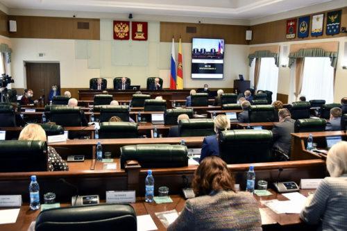 В Тверской области приняты изменения в региональный закон о патентной системе налогообложения  25 февраля на заседании Законодательного Собрания Тверской области