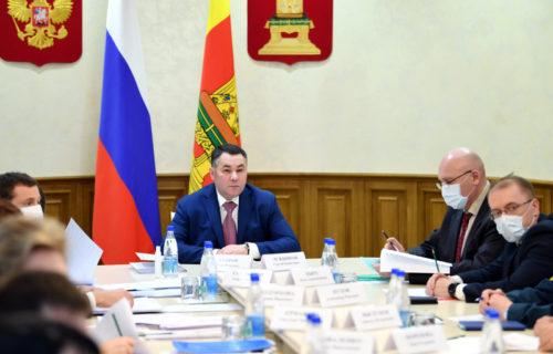 C 5 февраля в Тверской области откроются еще семь пунктов для вакцинации жителей региона от коронавируса