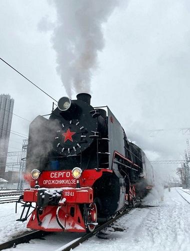 В День защитника Отечества во Ржев приедет «Поезд Победы»