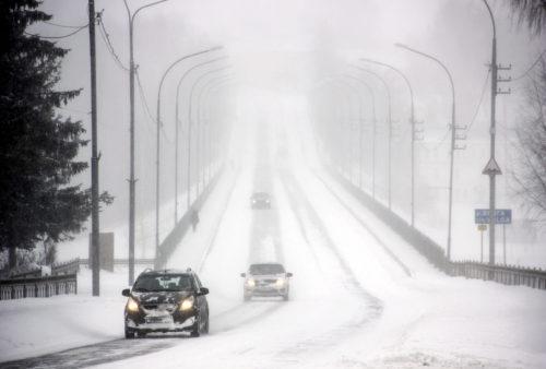 Синоптики предупреждают о сильном снеге