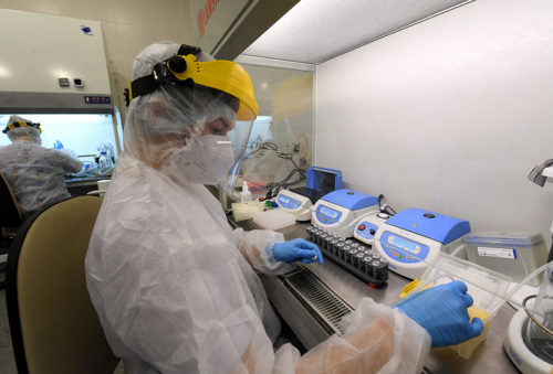 Информация оперативного штаба по предупреждению завоза и распространения коронавирусной инфекции в Тверской области за 21 февраля