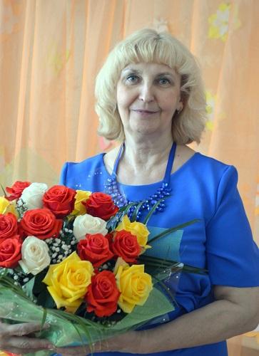 С юбилеем, Марина Владимировна!