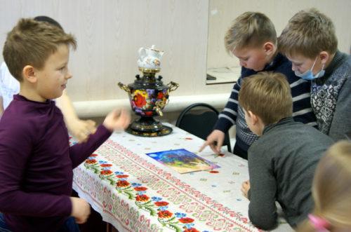 Неделя детской книги началась с путешествия