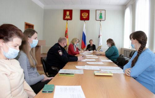 Антинаркотическая комиссия провела первое в этом году заседание