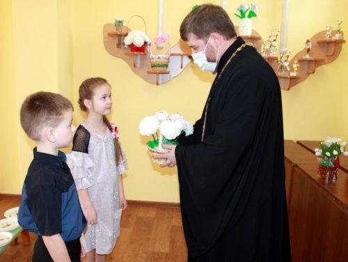 Дошколята поддержали «Белый цветок»
