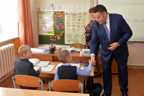 Игорь Руденя: «Главной задачей остается демография»