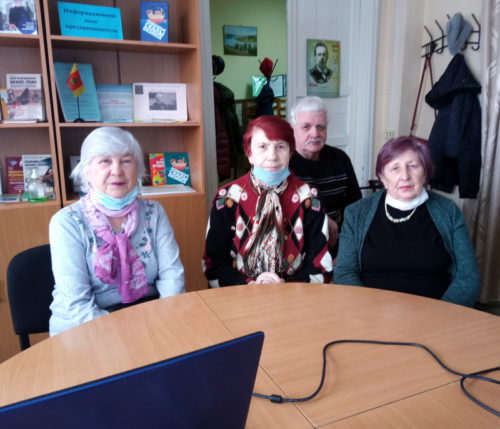 Люди пожилого возраста осваивали основы финансовой грамотности