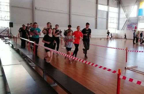 Наши юные легкоатлетки в Осташкове вошли в число лучших
