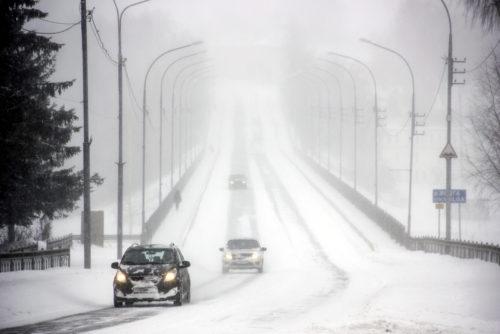 7 марта ожидается сильный снег