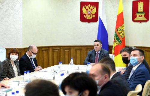 На линиях в четырёх агломерациях Тверской области будут работать 118 автобусов новой модели пассажирских перевозок