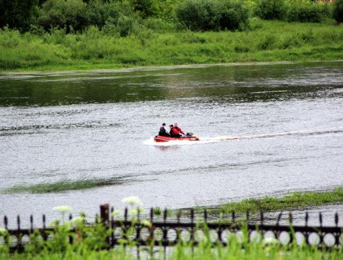 О ежегодном ограничении использования маломерных судов под мотором на водоёмах Тверской области