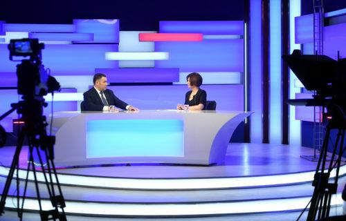 Игорь Руденя в прямом эфире «России-24» Тверь ответил на актуальные для жителей Верхневолжья вопросы